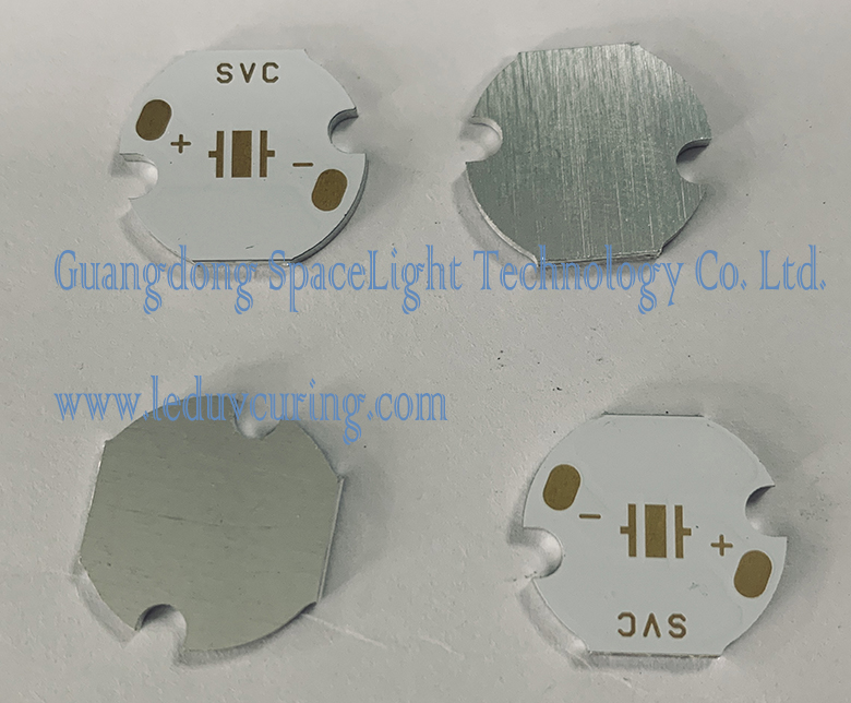 16mm Aluminum Based Board mounted UV LED Light Chips Manufacturer