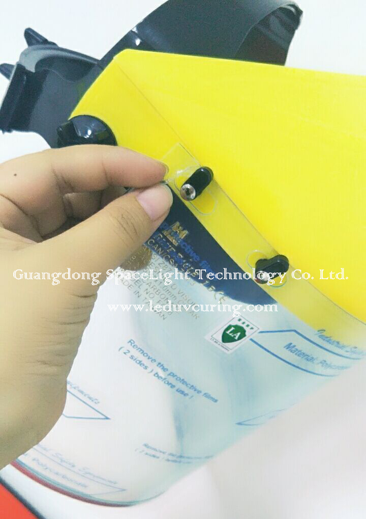 Welding Shield Mask Anti-UV Transparent Lens Anti-shock Helmet Safety Work Heads Welding Face Eye Protect Shield Masks