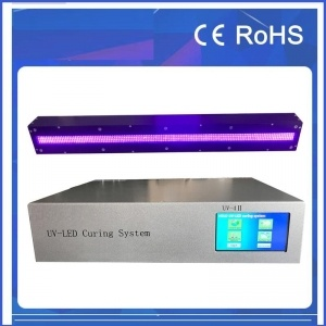 600*20mm UV LED Curing System